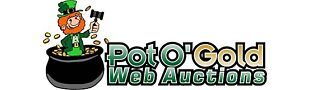 Pot O Gold Web Auctions Store