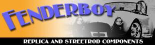 FENDERBOY REPLICAS AND STREET RODS