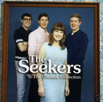 THE SEKERS - THE ULTIMATE COLLECTION - 2 CDS - NEW!!