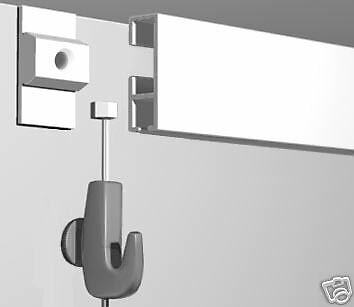 Arti Gallery Tracklight & Picture Hanging Systems Kit 3